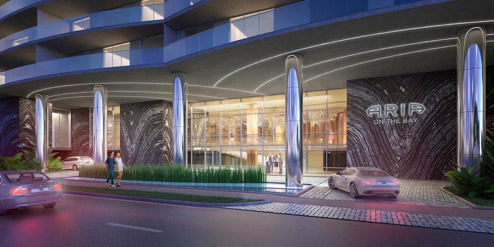 Aria On The Bay Luxury Condominium