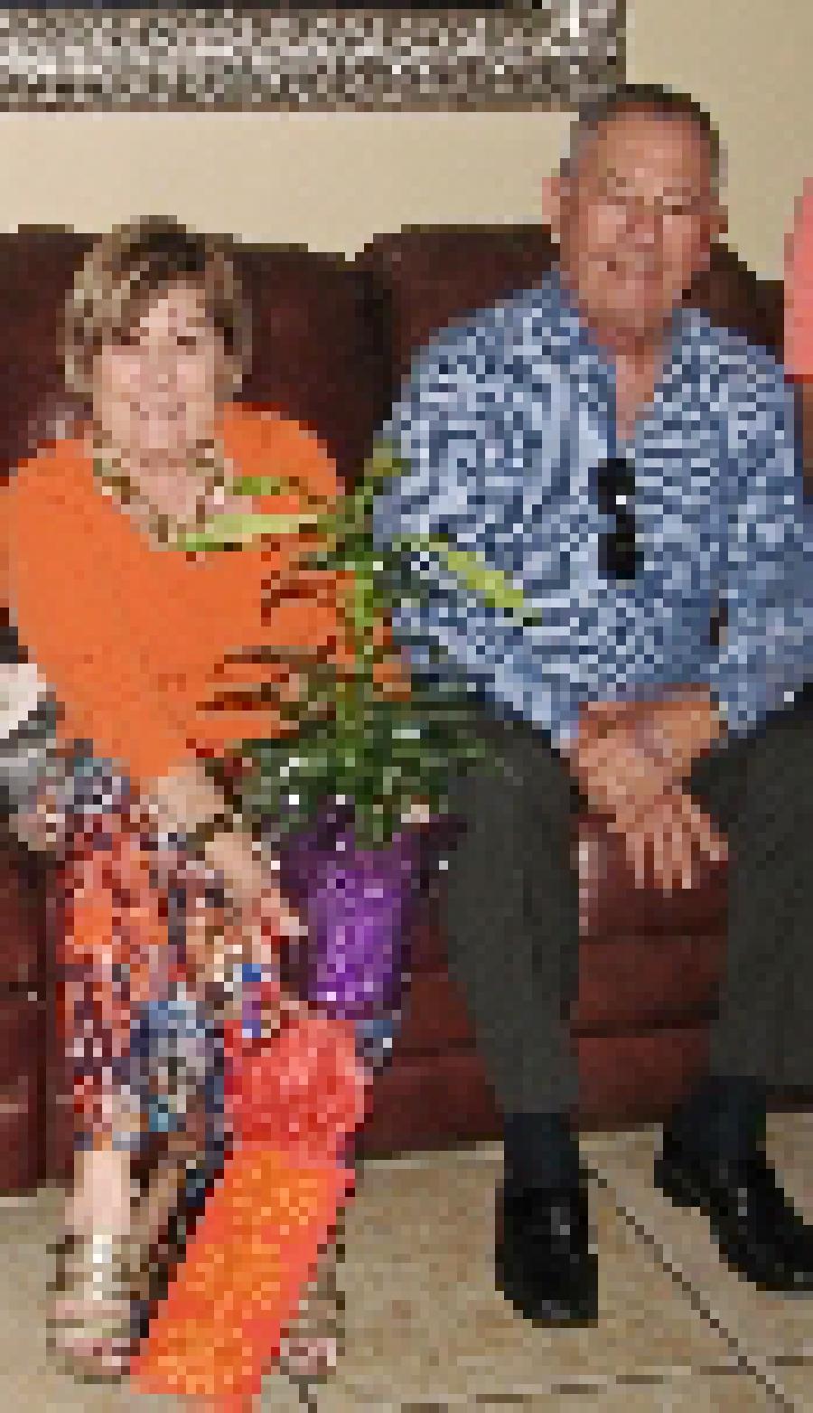 Gloria y Jaime De Hombre